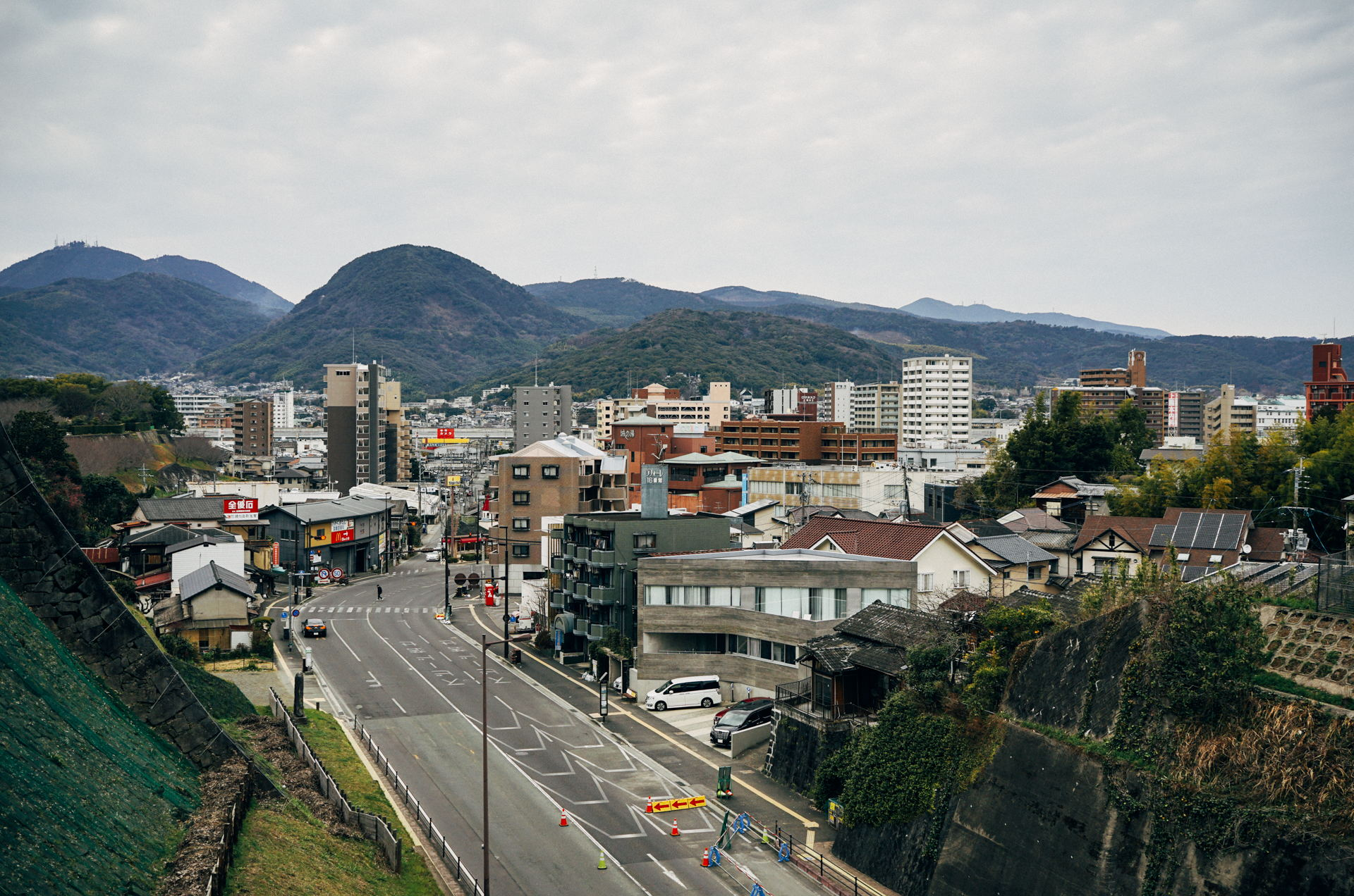 Kumamoto 3 years after