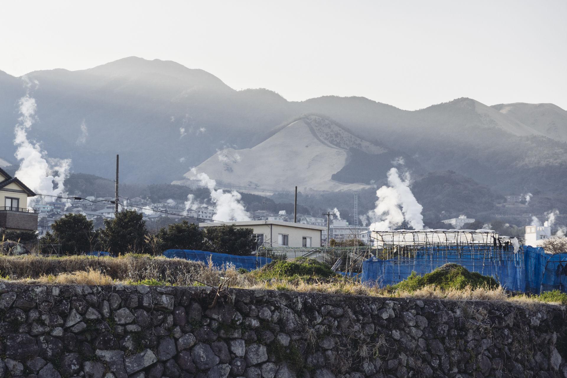 Beppu Onsen – 別府温泉