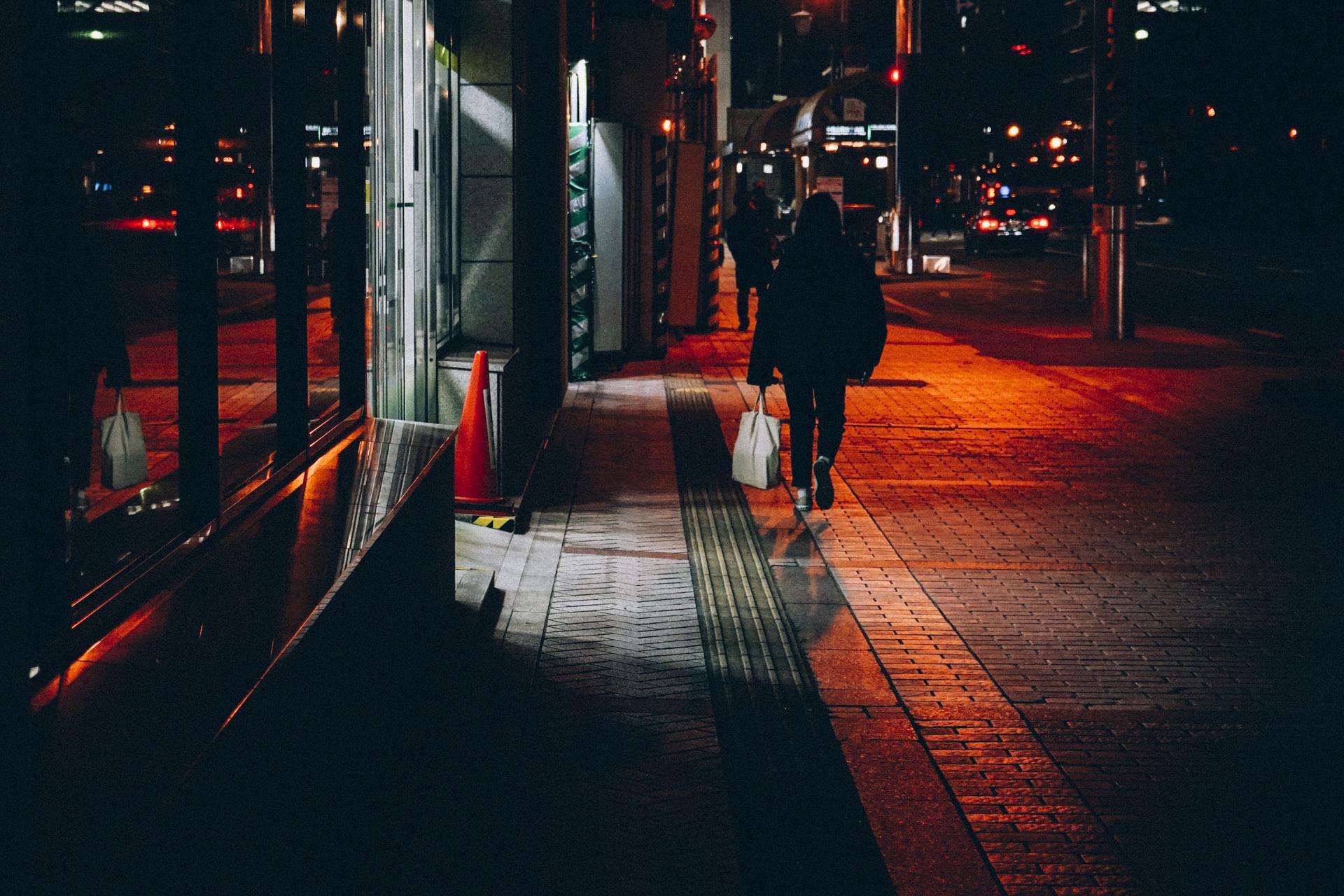 Kumamoto by night